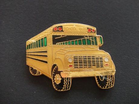Carpenter Amerikaanse schoolbus, 1971 geel model